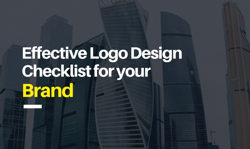 The Ultimate Logo Design Checklist Every Brand Needs